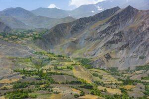Afghanistan Landschaft, Hindukusch, vom Pamir Highway