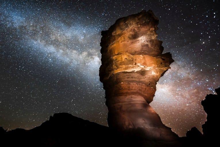 Nachtfotografie Milchstraße fotografieren