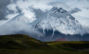 Kamtschatka Landschaft | Vulkane, Sibirien, Russland
