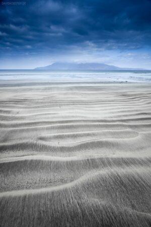 Schottland - Laigh-Beach, Isle of-Eigg