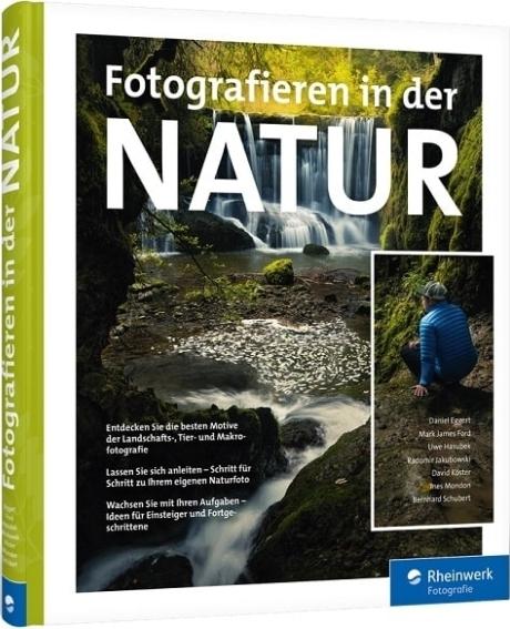 fotografieren in der natur rheinwerk
