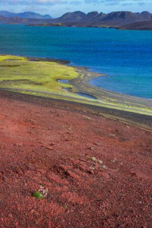 Island - Kratersee Litlisjo