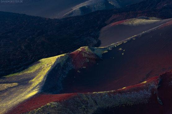 Kamtschatka Landschaft: Surreale Vulkanwüste