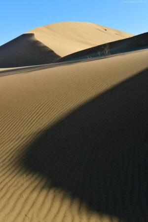 Kasachstan - Sanddünen in der Wüste