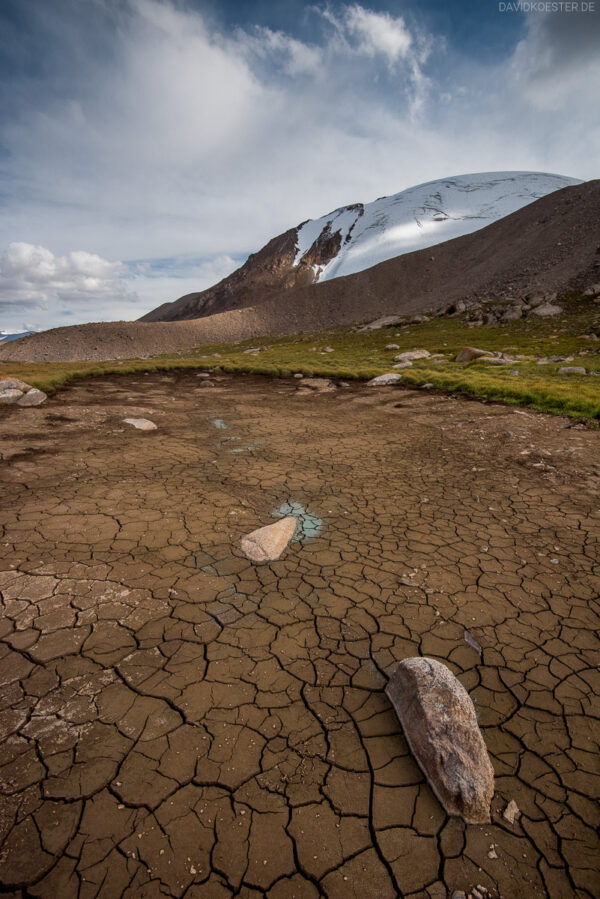 Kirgistan - Hochgebirgswüste im Tian Shan