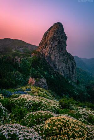 La Gomera - Roque de Agando