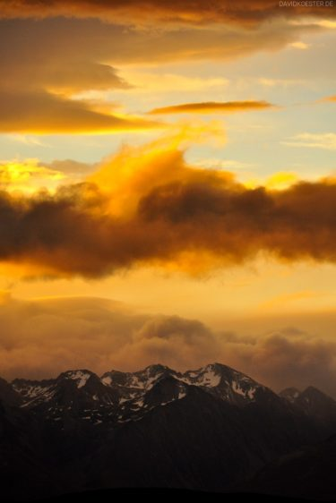 Neuseeland - New Zealand Alps