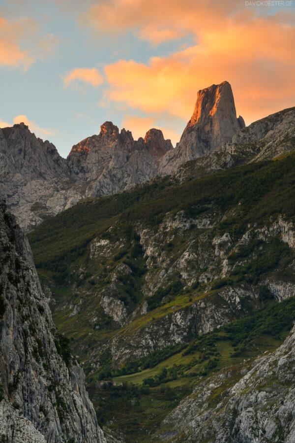 Spanien - Picos de Europa, Pyrenäen
