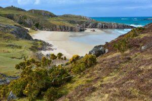 Schottland - Strand Rispond Beach, Durness