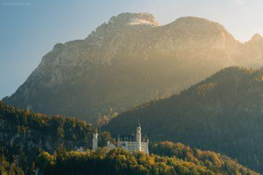 Deutschland - Schloss Neuschwanstein, Allgäu