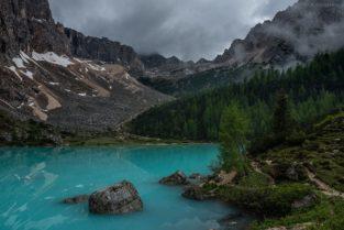 Dolomiten - Lago di Sorapis