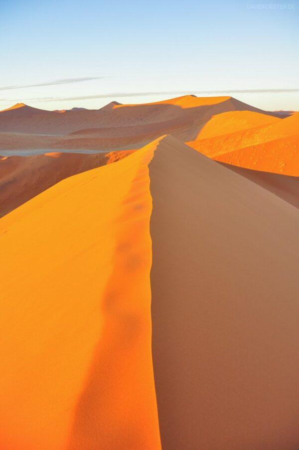 Namibia - Leuchtende Sanddünen im Sossusvlei