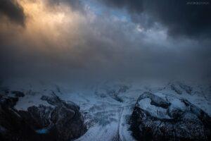 Schweiz - Monte Rosa Gletscher, Wallis