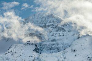 Schweiz - Eiger Nordwand