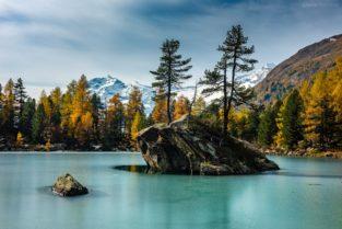 Schweiz - Lago di Saoseo, Val di Campo