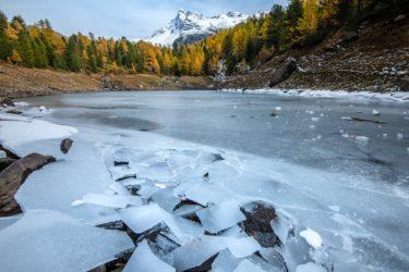 Schweiz - Lagh di Scispadus, Val di Campo