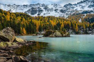 Schweiz - Lago di Saoseo, Val die Campo