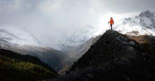 Schweiz - Wandern in den Walliser Alpen, Zermatt