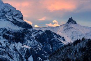 Schweiz - Adelboden mit Tierhörnli