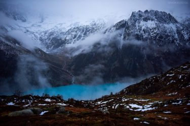 Schweiz - Tundralandschaft am Dammagletscher, Uri