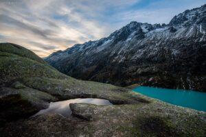 Schweiz - Göscheneralpsee, Uri
