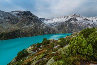 Schweiz - Göscheneralpsee mit Dammastock