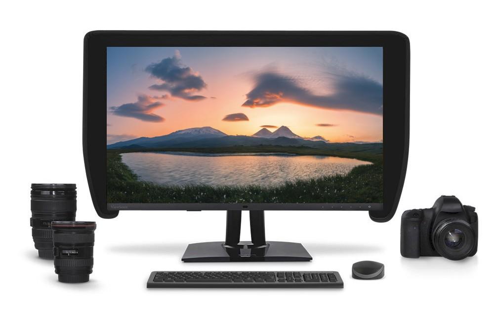 Monitor für Fotografen und Bildbearbeitung