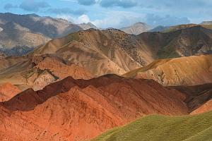 Landschaftbilder kaufen Kirgistan