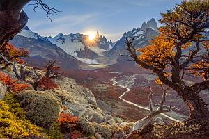 Landschaftsbilder kaufen Patagonien