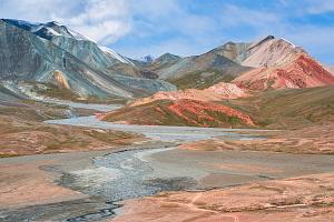 Landschaftbilder kaufen Tadschikistan