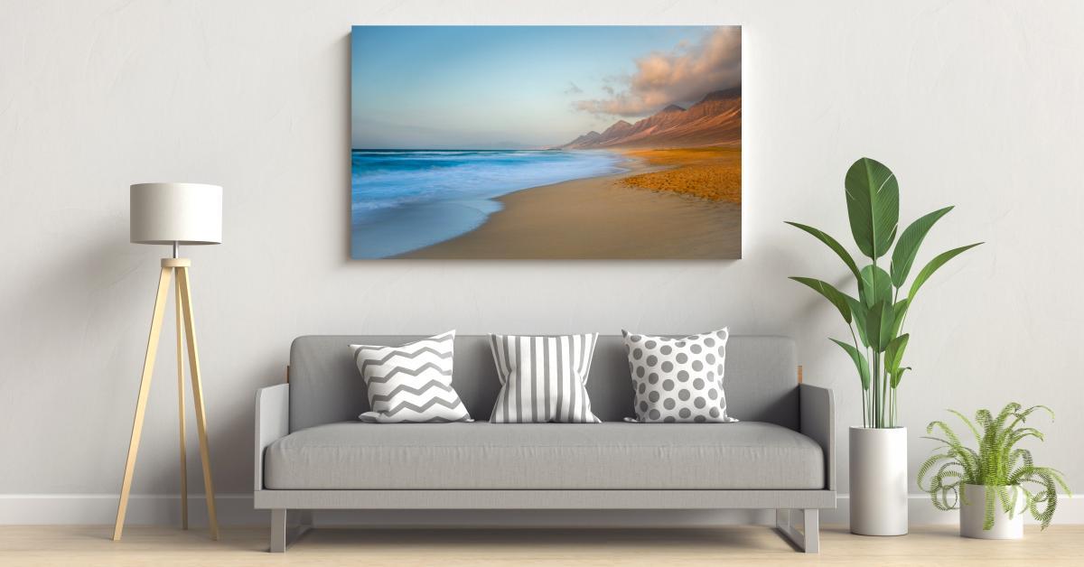 Landschaftsbilder kaufen - Wandbild in Wohnung